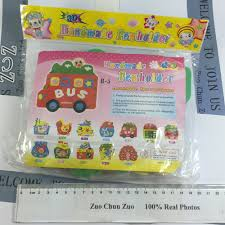1 pcs wholesale handmade eva pen holder eva foam craft kits kids