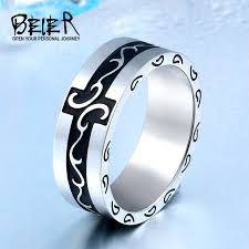 aliexpress buy 2017 wedding band for men 316l aliexpress buy beier 316l stainless steel s simple ring