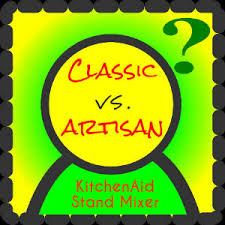 Yellow Kitchen Aid - kitchenaid classic vs artisan which is better