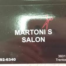 receptionist jobs in downriver michigan martoni s salon hair salons 3601 w rd downriver trenton mi
