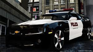 police camaro замена машины в gta 4 128 файлов