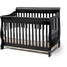 Walmart Convertible Cribs by Delta Children Canton 4 In 1 Convertible Crib Espresso Cherry