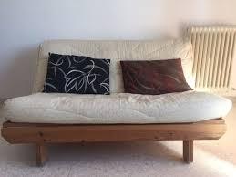 canapé lit futon canapés lit futon occasion annonces achat et vente de canapés