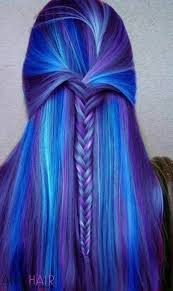 blue hair extensions best hairstyles for hair extensions