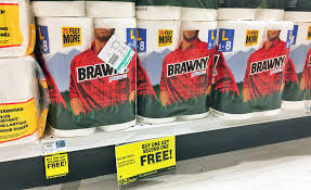 6 pack brawny paper towels only 5 50 at rite aid the krazy