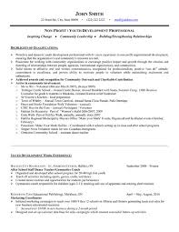 Government Resume Templates Click Here To This Youth Development Professional Resume