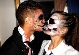halloween make up skeleton tuto 7 maquillage halloween squellette skeleton makeup youtube
