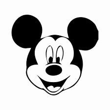free printable mickey mouse template 34 mickey mouse face