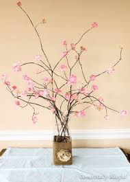 Cherry Blossom Decoration Ideas 12 Very Easy And Cheap Diy Home Decor Ideas