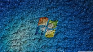 windows logo on wall 4k hd desktop wallpaper for 4k ultra hd tv