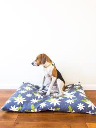 Doggy Beds Diy Easy To Sew Zippered Dog Bed Cover Sarah Hearts
