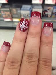 57 best nails images on pinterest holiday nails xmas nails and