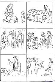 84 sunday colouring 5 images bible