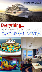 387 best carnival vista ship images on pinterest carnivals everything you need to know about carnival vista