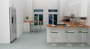 Kitchen Peninsula With Seating by Built In Peninsula Archives Outofhome