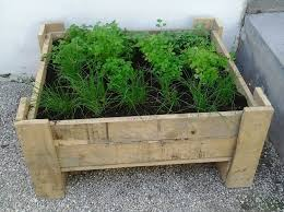 herb planter boxes diy pallet planter box how to build your own pallet planter in 12