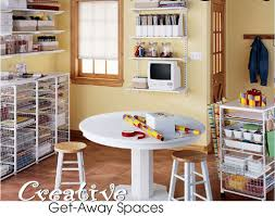 Craft And Sewing Room Ideas - hobby u0026 craft rooms creative space ideas design basics
