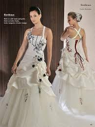 robes de mari e bordeaux le de robe de mariée couture 2014 modèle bordeaux