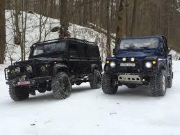 4x4 Off Road Land Rover Defender 110 Defender 110 Pickup Jeep