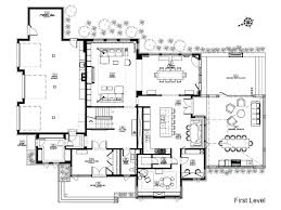 house blueprint plans modern simple pool 2015 luxury plan