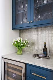 kitchen cabinet glass door types how to style the glass cabinet doors in your kitchen designed