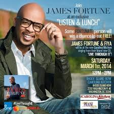 carolina kitchen rhode island row join praise 104 1 for the cd release of fortune free