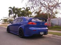 mitsubishi lancer gls 2008 my lancer gts custom extreme gt bodykit evolutionm