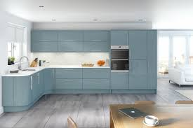 Colorful Kitchen Ideas Colorful Kitchens Kitchen Cabinets Blue Gray Gray Green Kitchen