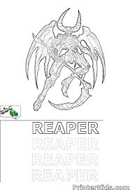 9 images of scary grim reaper coloring pages grim reaper