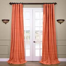 Halfpriced Drapes Incredible Raw Silk Curtains And Raw Silk Curtains Houzz Scalisi