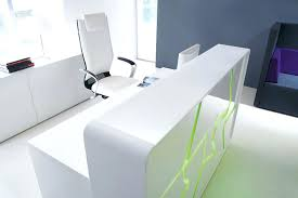 Salon Reception Desk White Hair Salon Reception Desk Desk Workstation Hair Salon Desk White
