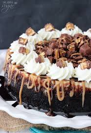 snickers cheesecake life love and sugar