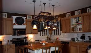 kitchen island pot rack lighting tolle kitchen pot racks with lights island rack lighting 10233