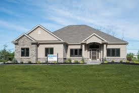 large one story homes custom home builders regency builders llc wny