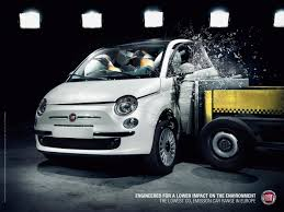 car range fiat outdoor advert by marcel penguins ads of the world