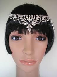 great gatsby headpiece art deco headband art deco hair