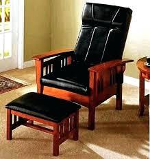 mission style recliner fabric u2013 querocomprar me