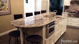 Two Tier Kitchen Island Antico Kitchen Countertops With A Two Tier Island