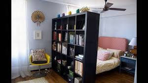 Living In A Studio Apartment by The Bedroom In A Studio Apartment Youtube