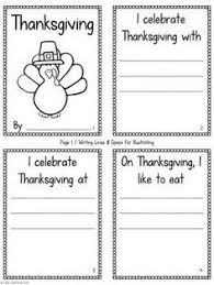 printable pages from mini books for thanksgiving happy thanksgiving