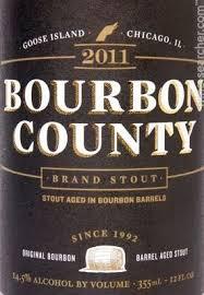 Bourbon County Backyard Rye Tasting Notes Goose Island Bourbon County Brand Stout Beer