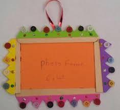 cornice per bambini lavoretti con bottoni per bambini foto 30 40 nanopress donna