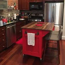 solid wood kitchen islands best 25 rolling island ideas on rolling kitchen
