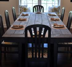 Farmhouse Dining Room Set Home Design Ideas - Farm dining room tables