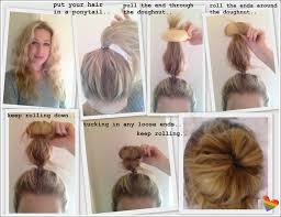 donut bun hair hair donut how to how to use a hair donut every girl should own