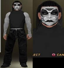 Jeff Hardy Halloween Costume Caws Ws Jeff Hardy Caw Wwe U002712