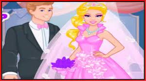 barbie wedding dress design barbie ken wedding game