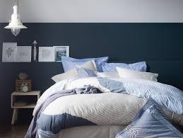 chambre bleu marine des idées déco pour une chambre bleu marine joli place