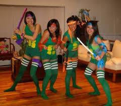 Halloween Costumes Ninjago 59 Homemade Diy Teenage Mutant Ninja Turtle Costumes
