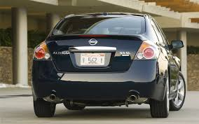 2009 Nissan Altima Sedan Widescreen Exotic Car Pictures 06 Of 22